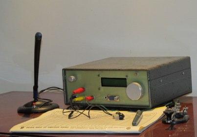 The Minima QRP  HF RTX