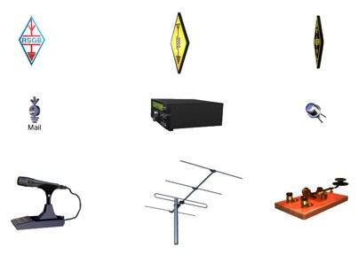 Amateur Radio animations