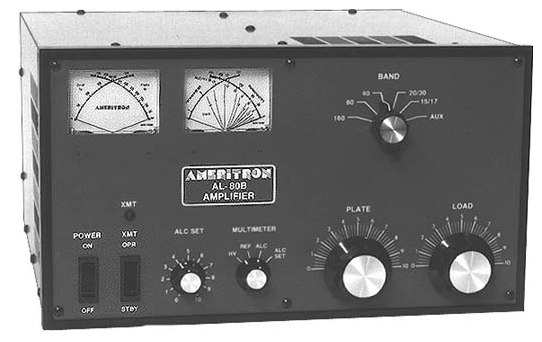 Ameritron AL-80B Review