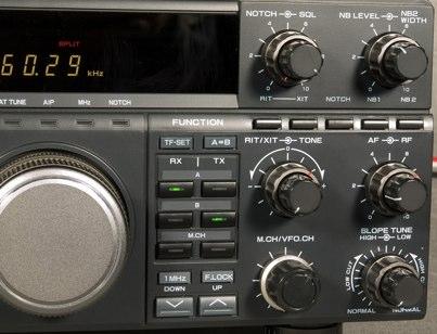 Simplified Kenwood TS-850 AM Mod