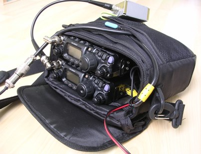 A multi-purpose portable setup