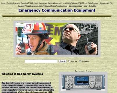 Rad-Comm Systems