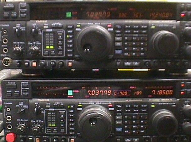 FT-1000MP series display LED backlight.