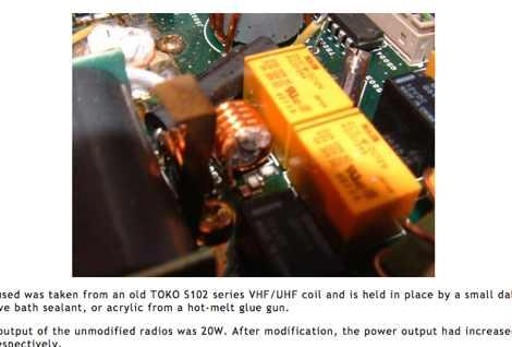 FT 847 - 70 Mhz mod