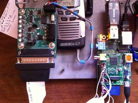 Raspberry Pi IRLP Node