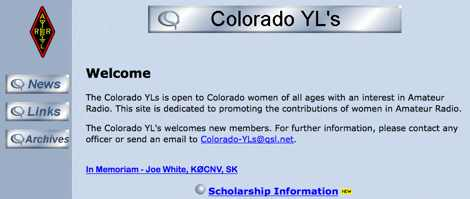 Colorado YLs, Inc.