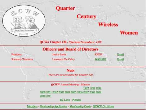 Quarter Century Wireless Women