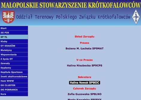 MSK OT Krakow SP YL
