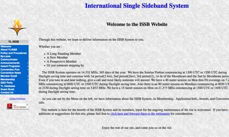YL International SSB'ers Inc.
