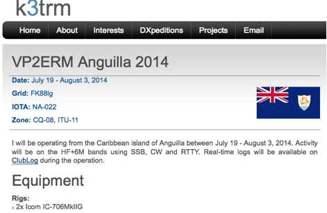 VP2ERM Anguilla