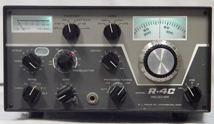 Drake R-4C