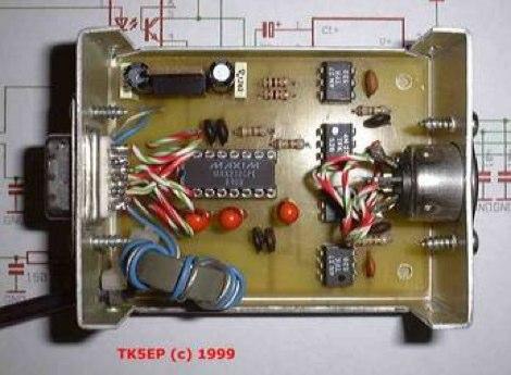 Kenwood TS-570