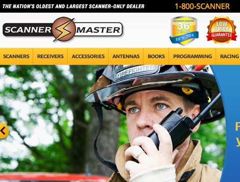 Scanner Master Police Scanners