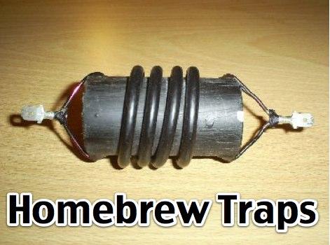 Homebrew traps