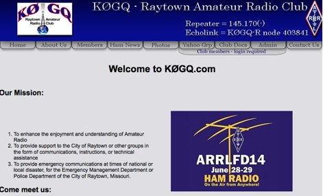 licenses clay county iowa amateur radio
