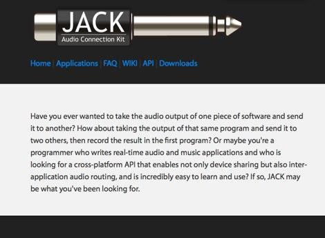 Jack Audio