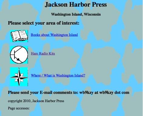 Jackson Harbor Press Kits