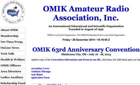 amateur radio club incorporation beam accent