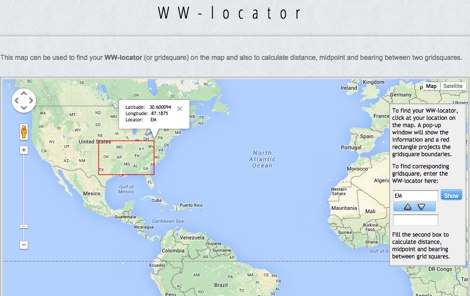 PA2P Map WW-locator