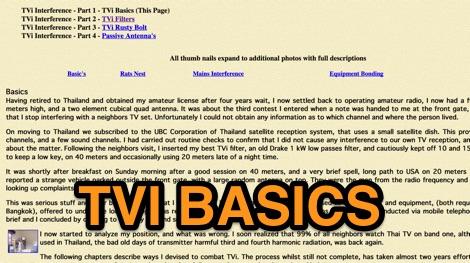 TVi Basics - making filters