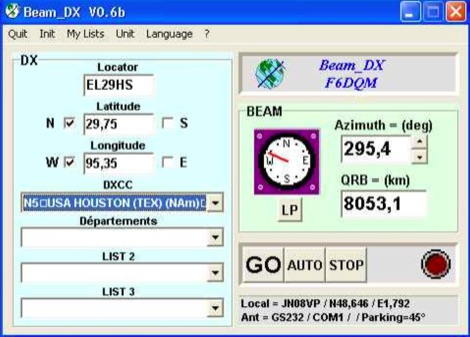 Beam DX
