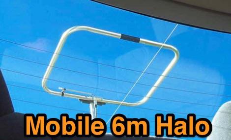 Home Brew Mobile 6M Halo