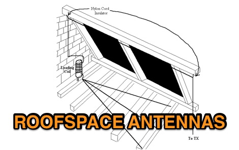 Roofspace Antennas