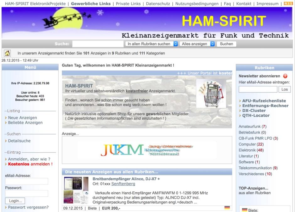 Ham-Spirit
