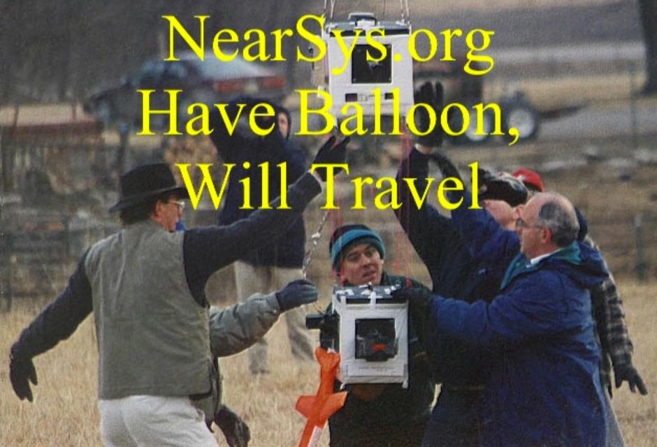 Ham Radio Balloons