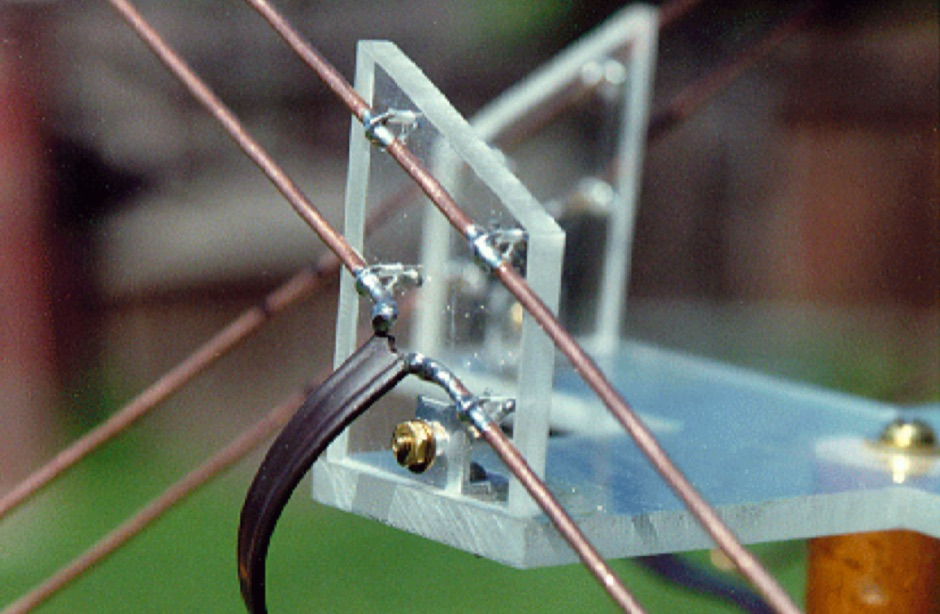 The Lindenblad antenna