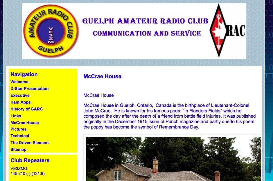 Guelph Amateur Radio Club