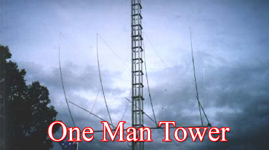 The One Man Tower