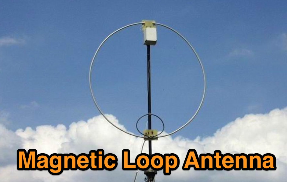 And 40meter amateur antenna