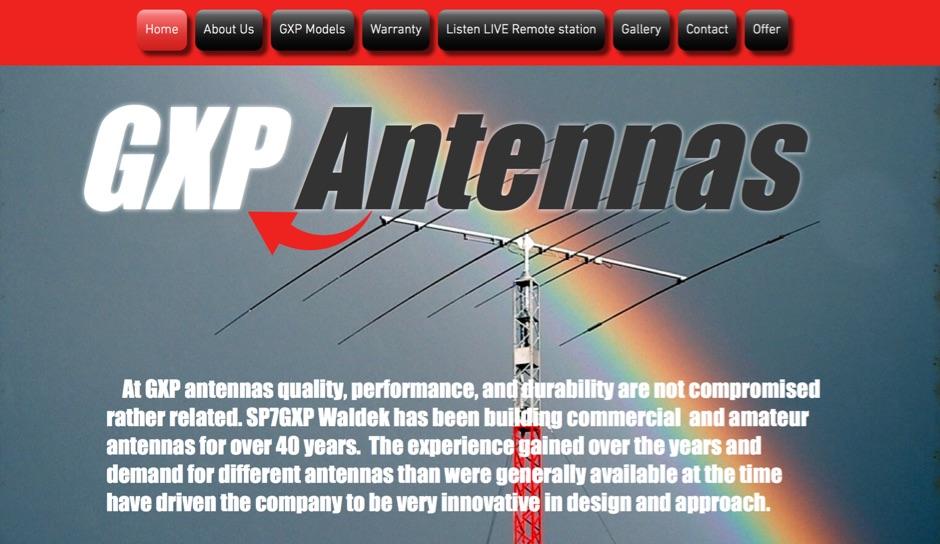 Vertical antennas