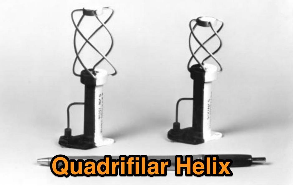 The Quadrifilar Helix Antenna