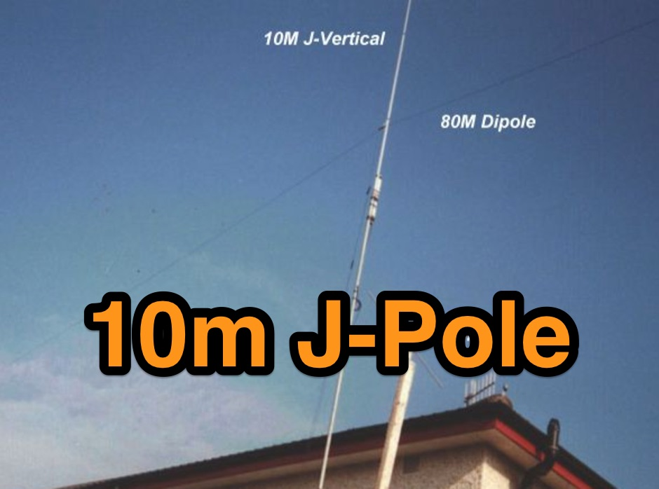 J-vertical for 10 meters