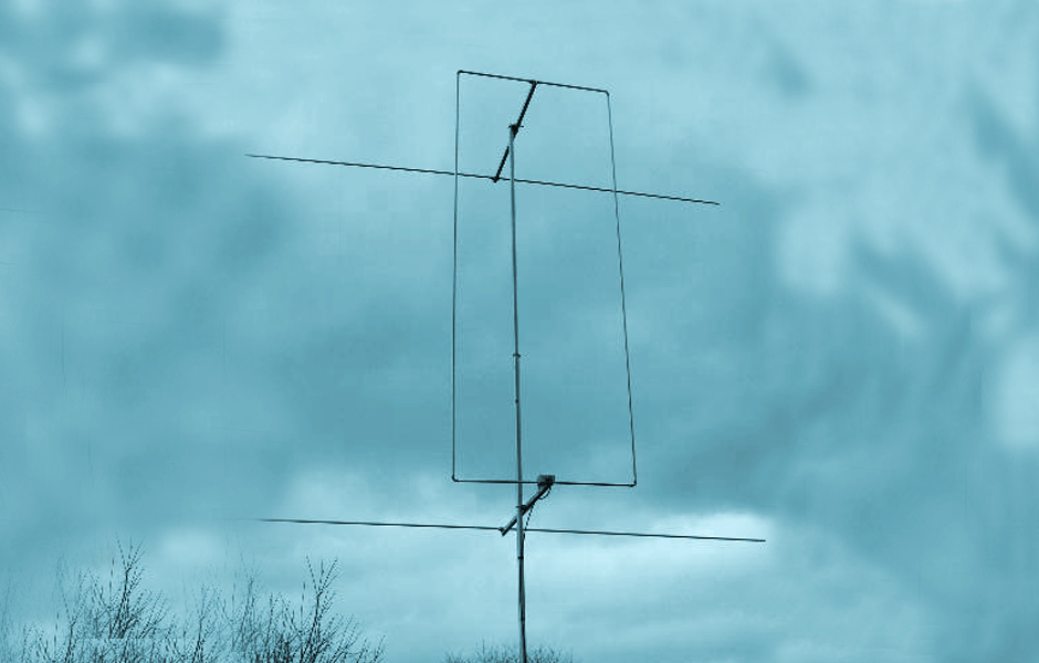 The 50 MHz DK7ZB Quadlong