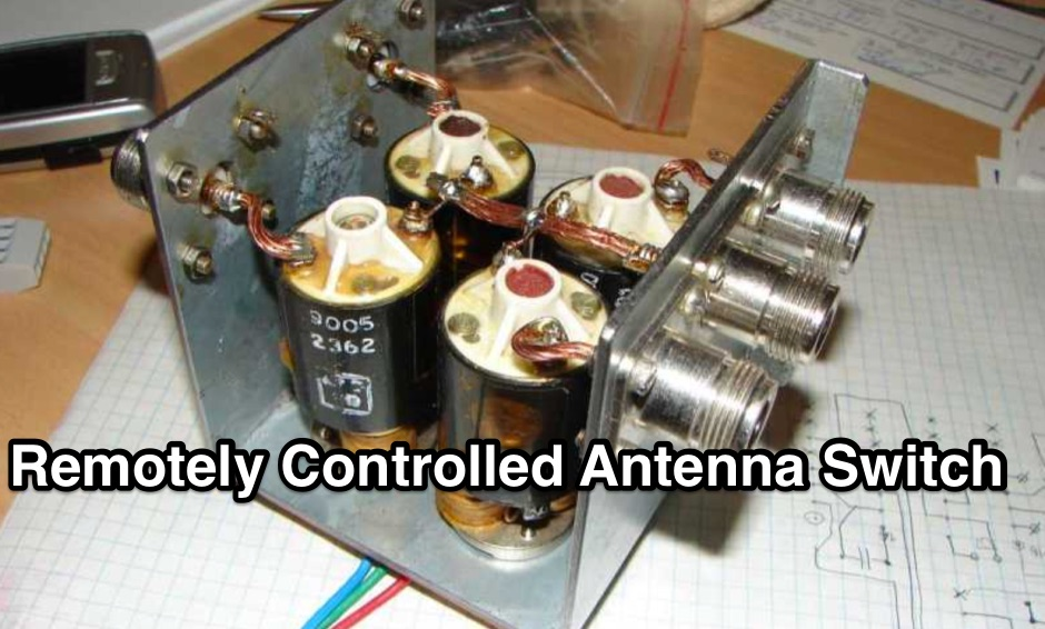 Remote Antenna Switch