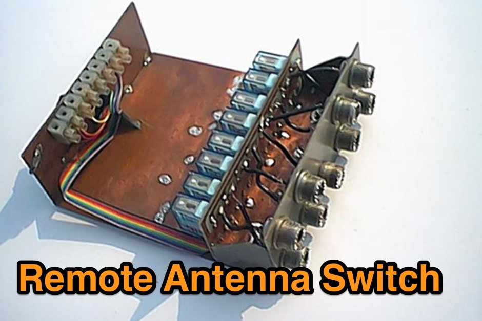 Antenna Switch Technical Reference Antenna Switch