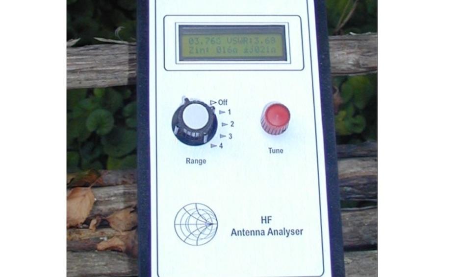 Digital HF Antenna Analyser Project