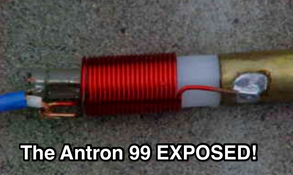 The Antron 99 exposed!