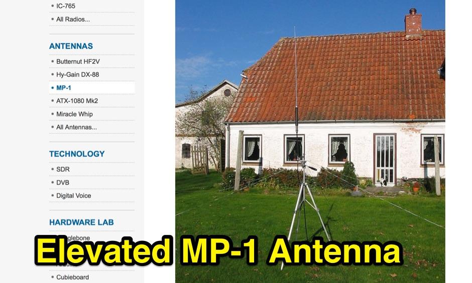 Super Antennas MP-1
