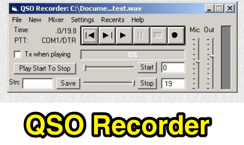 QSO Recorder