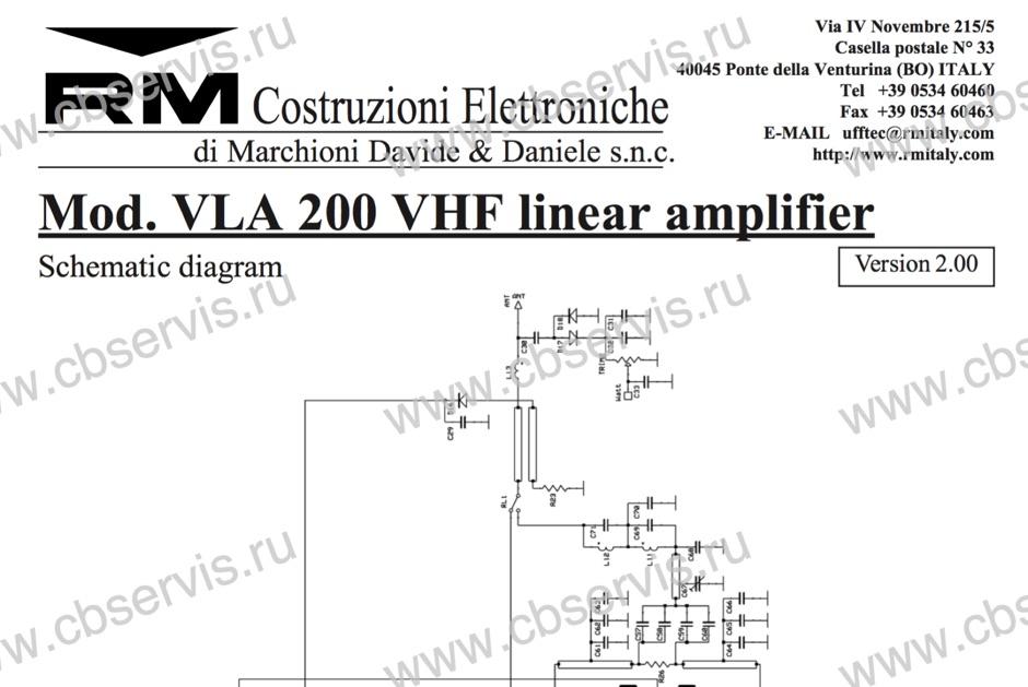 RM VLA-200