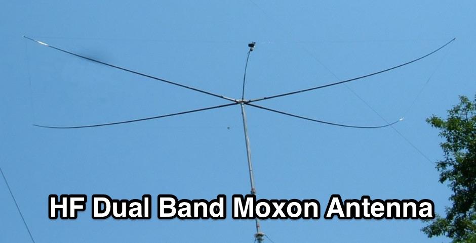 Dualband 17m/20m Moxon