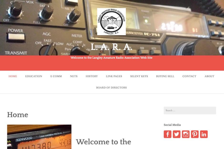 The Langley Amateur Radio Club