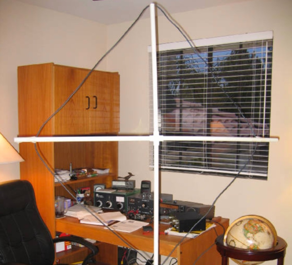 HF Receiving Loop Antenna