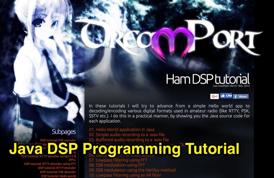 How to write a software SSTV modulator/demodulator