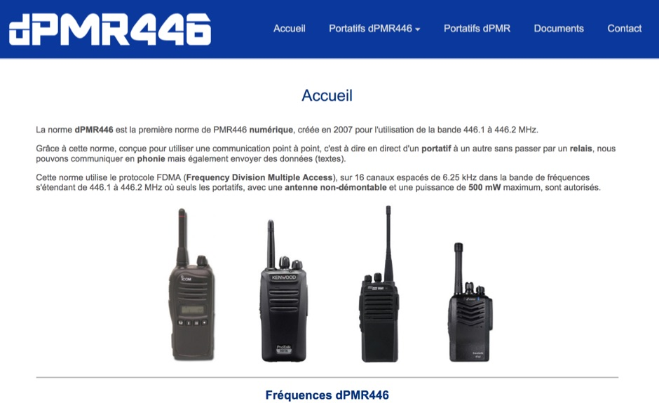 PMR 446