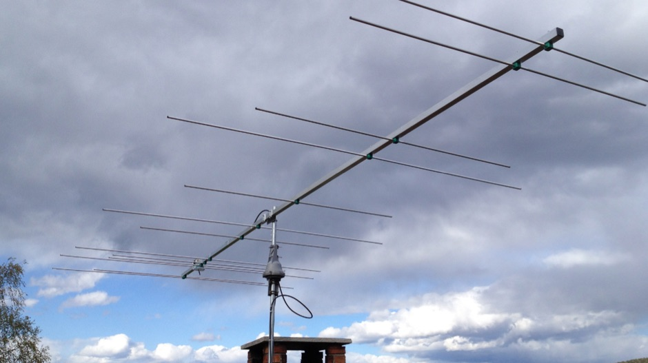 YU7EF Pop 6 & 7 Elements antenna
